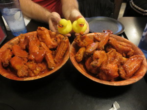 Duff's Famous Wings Wing-Off 20